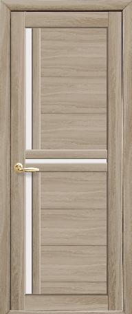 Дверне полотно ТМ «Новий Дверне полотно ТМ «Новий стиль» Екошпон  «Трініті»+скло