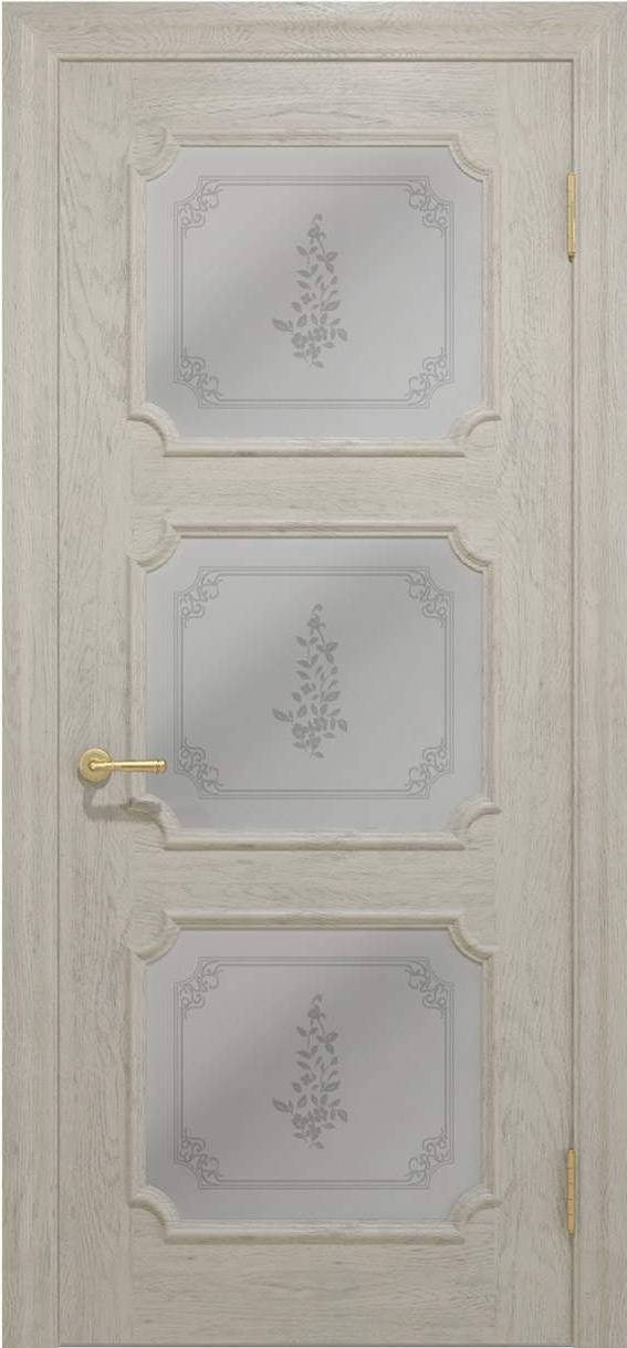 Міжкімнатні двері Elegante 042.5 кремовий TM