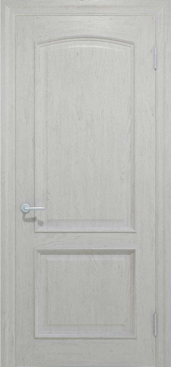 Межкомнатные двери Elegante 011 молочный TM «Status doors»