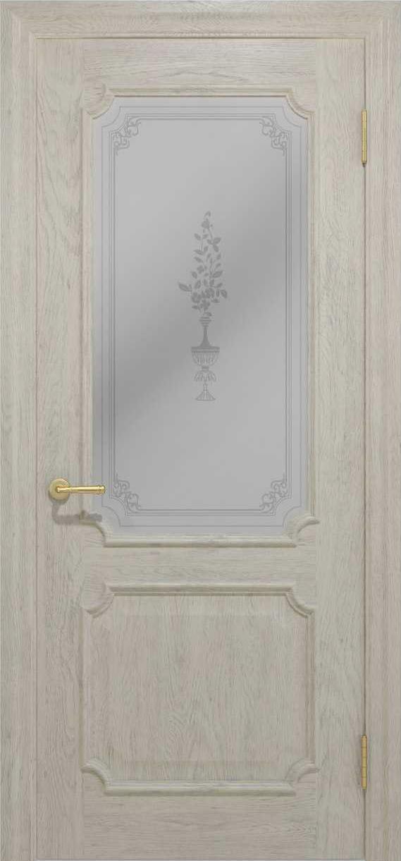 Межкомнатные двери Elegante 032.4 кремовый TM «Status doors»