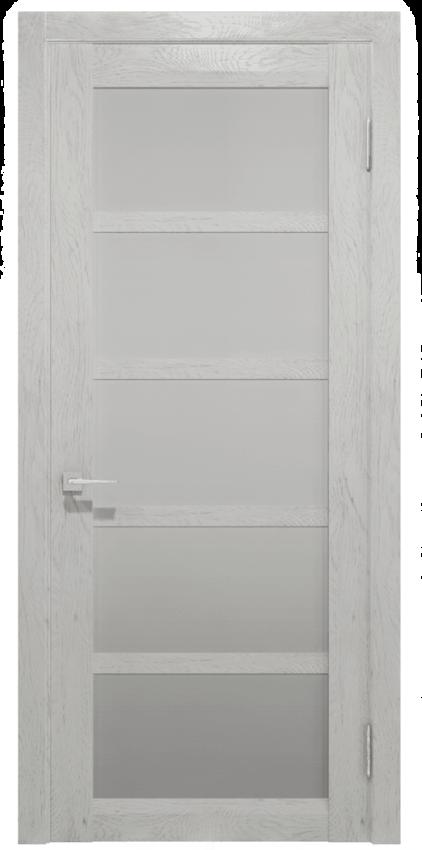Міжкімнатні двері «Дукат» ПО шпоновані Дубом.