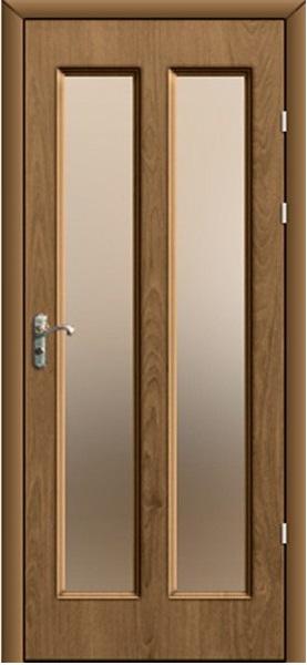 Міжкімнатні двері модель Доміно 1.23 від ТМ «Гранд» (Україна)