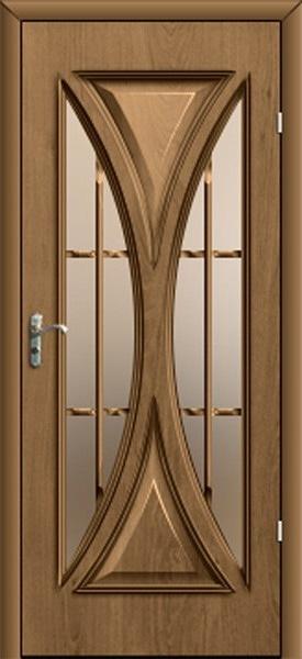Міжкімнатні двері модель Любомиль 1.24 від ТМ «Гранд» (Україна)