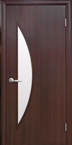 Міжкімнатні двері модель «Модерн» Р L «Луна» Р1