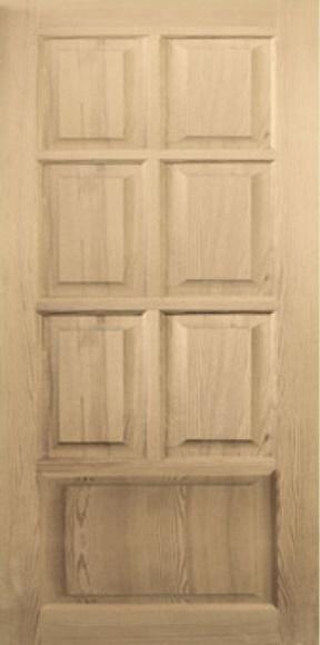 Міжкімнатні двері серія «Квадро» модель Н-4 від ТМ «Хвоя»