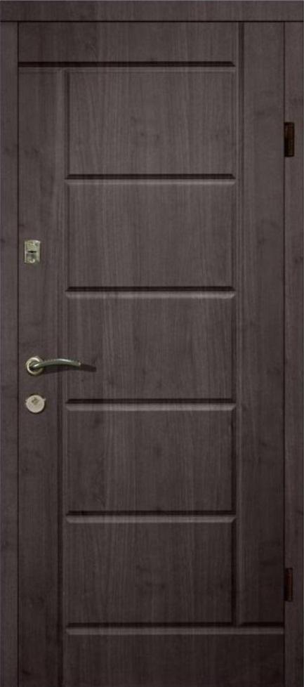 Вхідні двері серія «Optima» модель LV 107