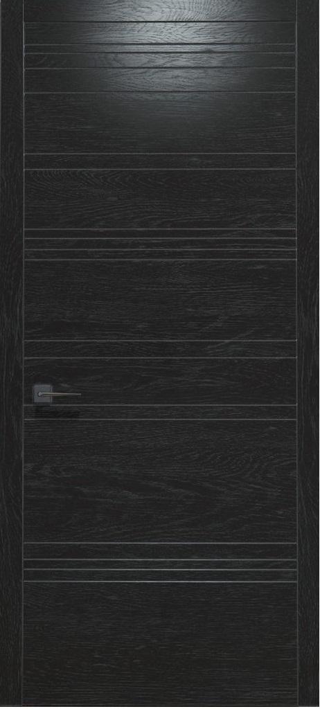 Межкомнатные двери Ultra 013 дуб мокко от TM «Status doors»