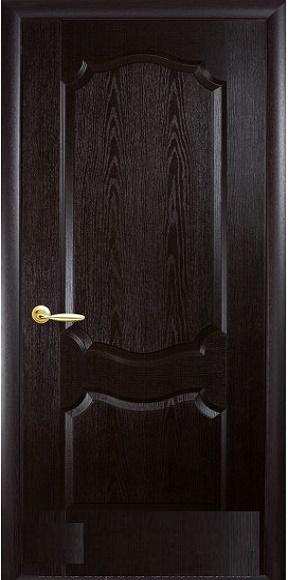 Дверне полотно «Фортіс Deluxe» вензель двері Глухі