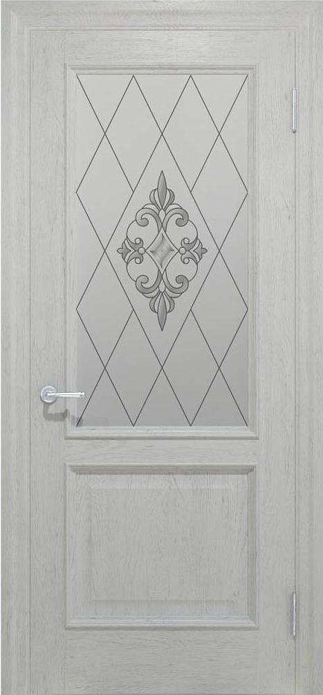 Міжкімнатні двері Interia I 012 .6 Молочний від TM «Status doors»