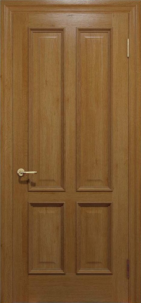 Межкомнатные двери Interia I 031 Медовые от TM «Status doors»