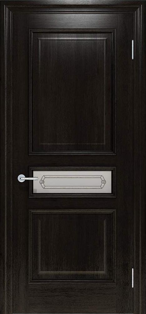 Межкомнатные двери Interia I 023.8 Венге от TM «Status doors»