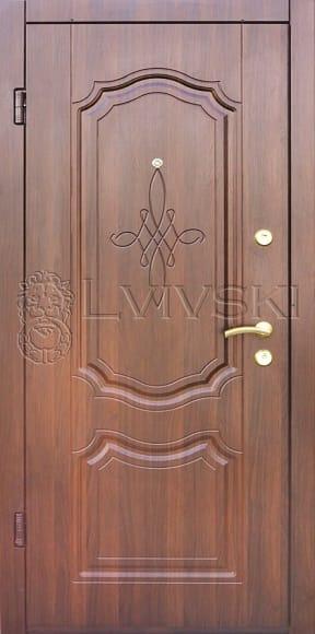Вхідні двері серія «Optima» модель LV 220